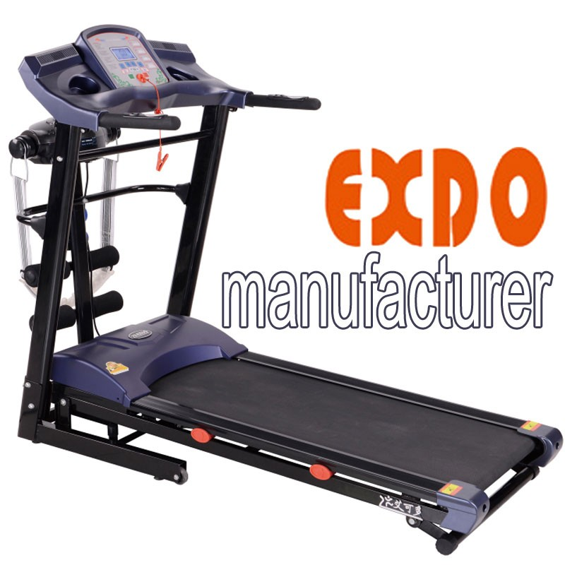 Mini horse treadmill with treadmill emergency stop keyMedical Foldable gs electric treadmill sports machine running EX-501B