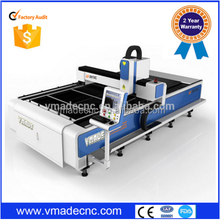high precision 500w 750w 1000w 2000w sheet metal cnc optical fiber laser cutting machine