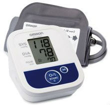 BLOOD PRESSURE MONITOR OMRON M2