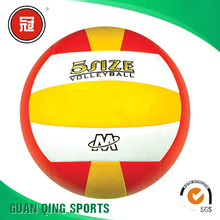 logo printed inflatable bounce cheap colorful volleyball net stand