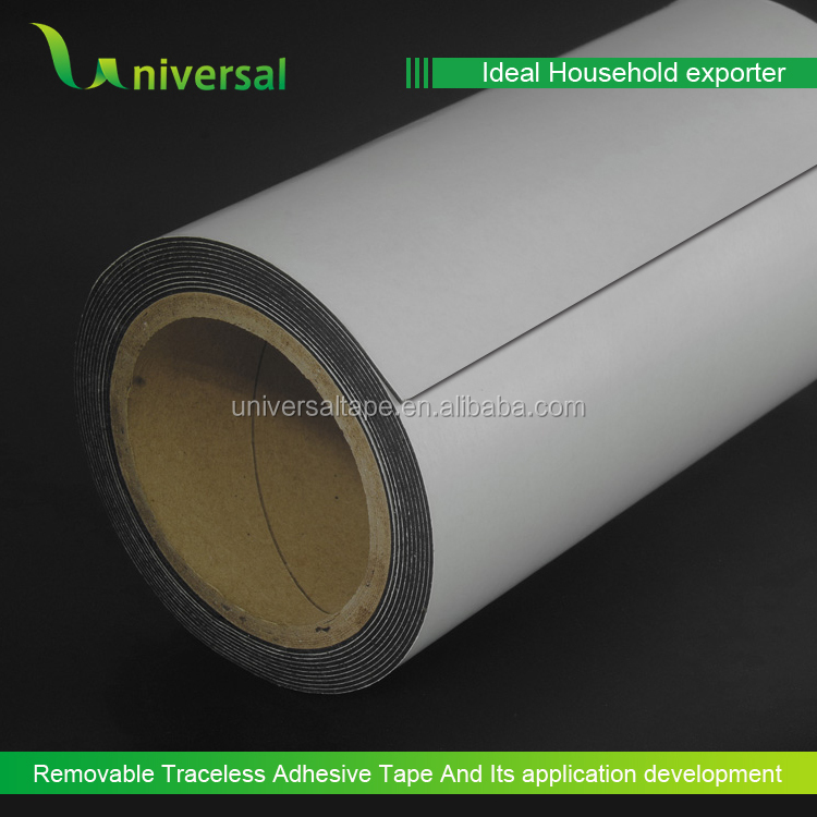 Adhesive remove PE double sided tape Reusable for 1000 times