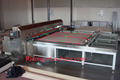 CNC Automatic Ultrasonic Fabric Slitting &Cutting Machine