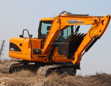 8 ton agricultural digging machine for sale