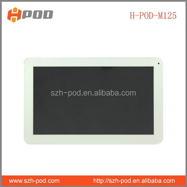 <strong>10</strong> inch big battery dual sim 3g quad core mtk8382 best camera gps/wifi/bluetooth/fm android os