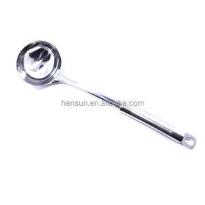 Stainless steel cooking utensil soup spoon ladle/Sauce Spoon /Sauce Ladle