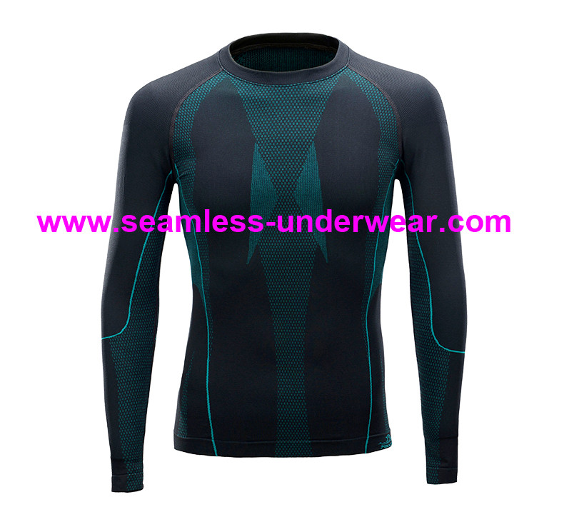 Outdoor Sports Anti-Odor Thermal Underwear for Winter, Heated Thermal Underwear for Men & Women