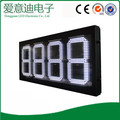 Hot sale gas station saving energy led oil screen wholesaler
