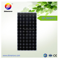 Chinese solar panel 300w manufacturer