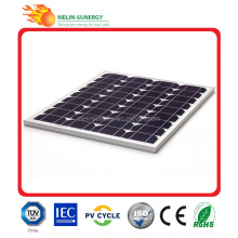 China Manufature High Efficiency 40w Solar Panel