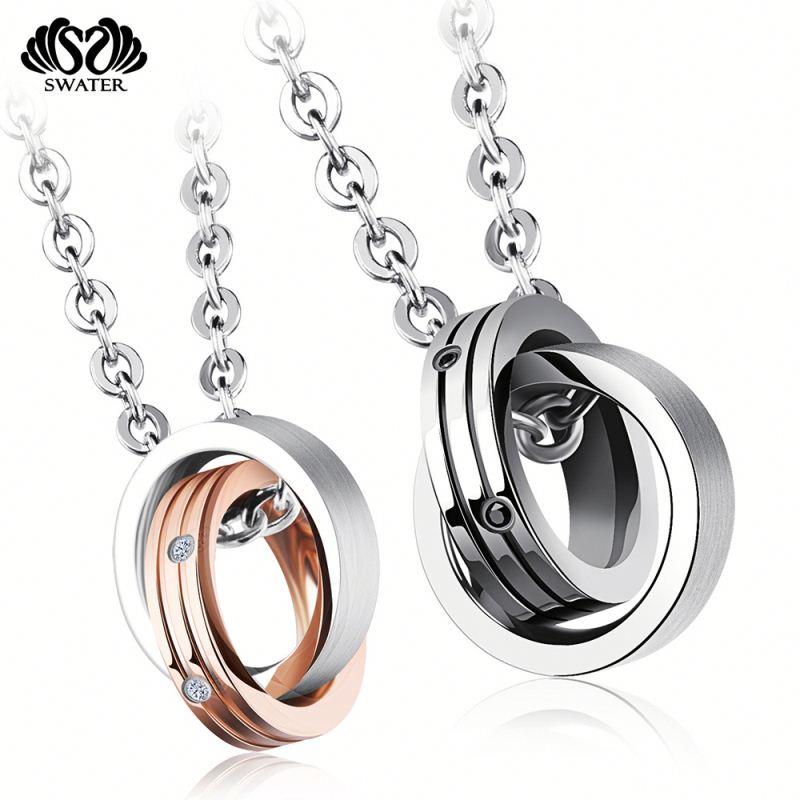 Chinese Imports Wholesale Couple Wedding Ring Holder Necklace