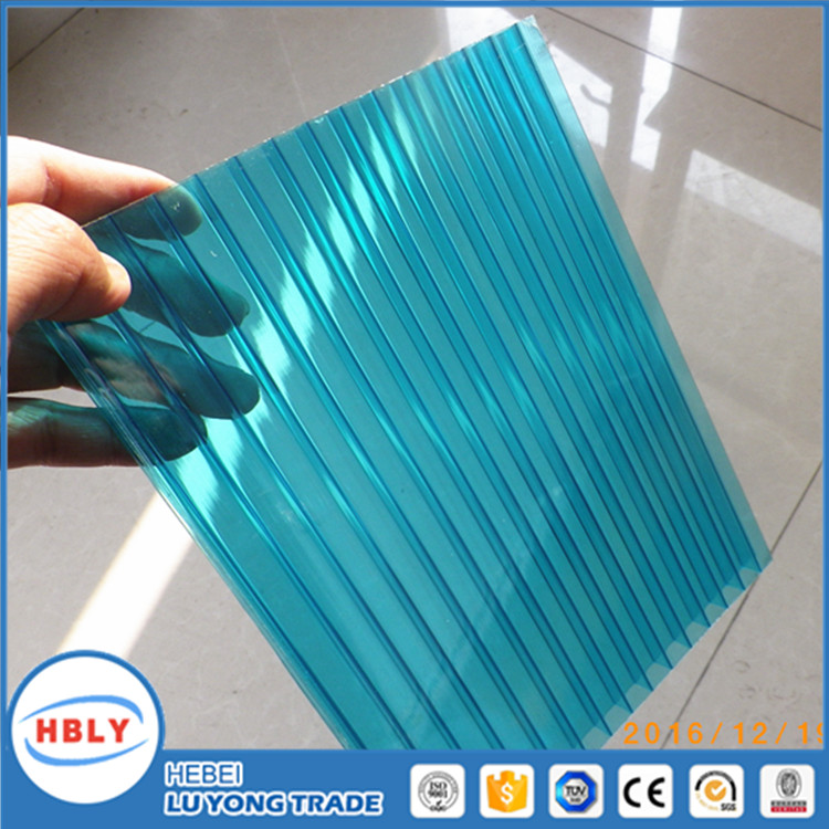 heat insulation polycarbonate hollow sheet