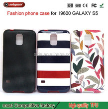 Colorful style TPU soft Case for Samsung Galaxy S5 sv i9600 i9500 g900 supports Trade Assurance