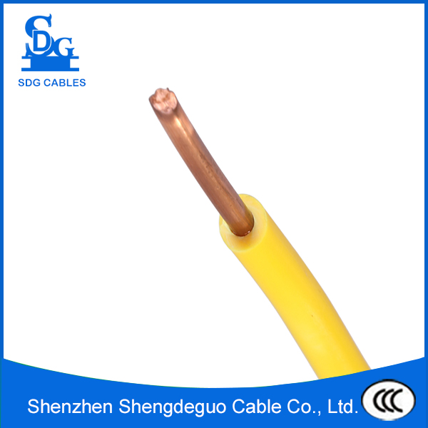 PVC coated CCA conductor different types of cheap electrical wire
