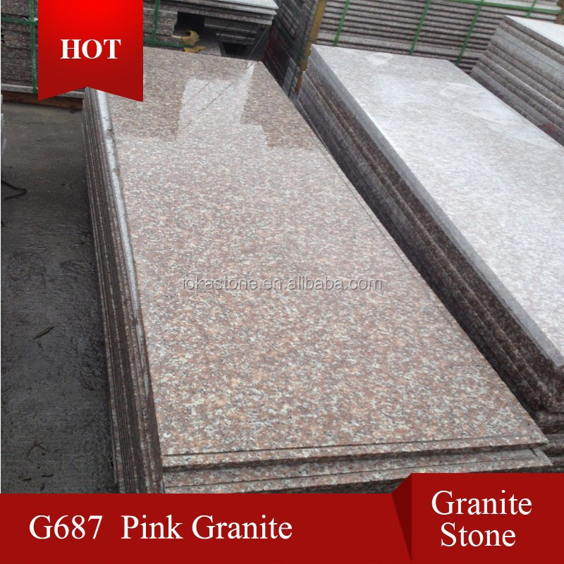 g687 peach red chinese cheap granite