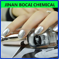 high bright sparkle aluminum paste for nail polish usage metal pigment