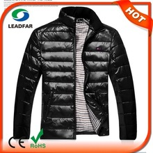 New design bluetooth earphone music heat model jacket for man
