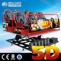 Amazing high quality 5d projector cinema