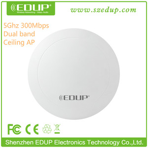 802.11b/g/n/ac EP-AP2613 Dual Band 5.8Ghz 300Mbps Wireless Ceiling AP