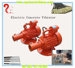 1.5 kw three phase mini electric drive modeJapanese Type high efficiency concrete vibrator ZN70