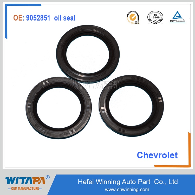 Hight quality cheap price auto spare parts 9052851 oil seal for Chevrolet/Wuling cars