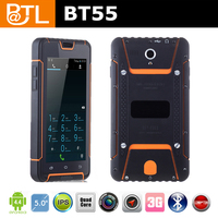 BATL BT55 3G/adroid 4000mah 5 inch ip68 2+8MP 4g rom ip68 waterproof android mobile phone..