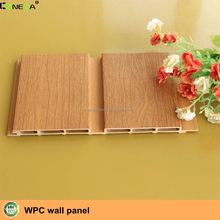 Wholesale wall decoration panel wood plastic composite interior wall panels