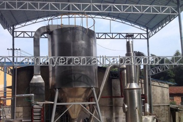 LPG Sodium lignin sulfonate spray dryer