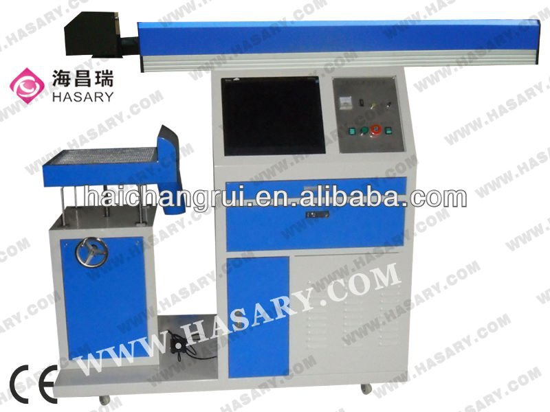 Leather Laser Graving Machine/Galvo Laser for Engraving,Carving,Cutting,Punching