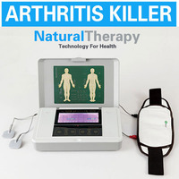 tens electrode for relieving pain neck massager magnetic therapy laser therapeutic instrument
