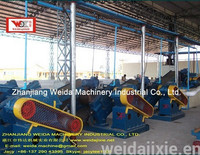 Malaysia Use SMR/5/10/20 Natural Rubber Roller Machine