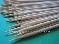 cheapest sale round thick bamboo barbecue sticks