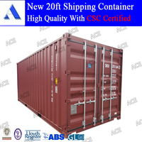 New shipping container manufacturer with CSC certified