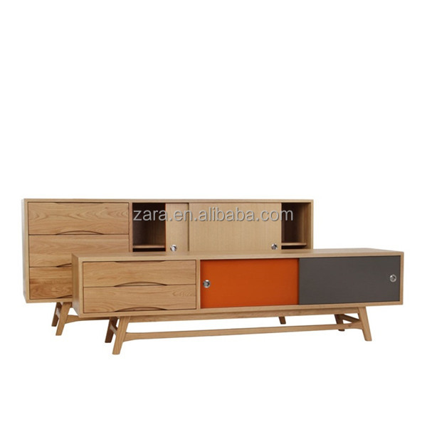 new arrival Living room furniture design DELLING ENTERTAINMENT UNIT TV Sideboard with optional color