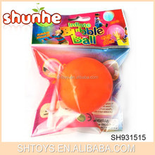 Inflate bubble ball inflates up to 50cm big size balloon for wholesale