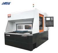 JASU INNOVATIVE cnc machine fanuc mitshubishi siemens system drilling tapping vertical machine center for cnc metal milling