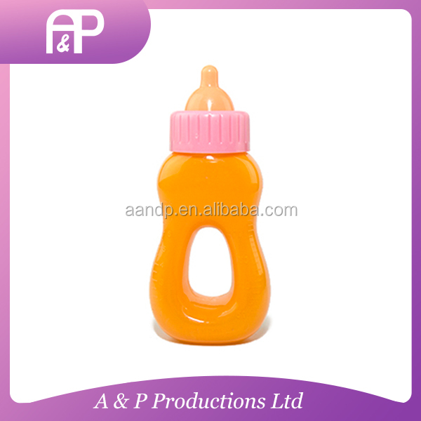 Customized OEM non-toxic plastic cheap baby milk bottle