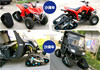 ATV rubber track system rubber track conversion system kits rubber running track