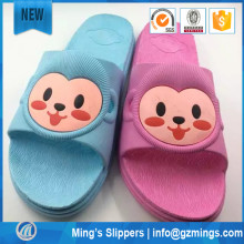 two color eva slipper woman slipper
