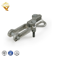 DEADENDS BOLTED STRAIGHT LINE FERROUS STRAIN CLAMP For deadending static wires