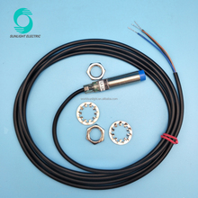 TLX-12N04E2 10-30VDC 4MM NPN NC type inductive proximity switch/<strong>sensor</strong> with wire