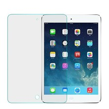 Premium 9h nano liquid 0.3mm 2.5D tempered glass screen protector for iPad Mini 1/2/3