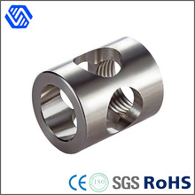 Precision Machining Custom Made Aluminium CNC Machining Parts , CNC Turning Parts ,CNC Machining Steel Part
