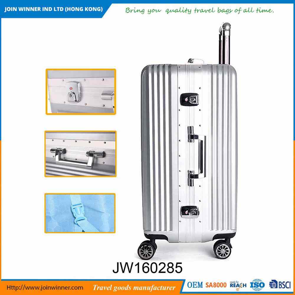 Fashion design Cheap Hardside Suitcase For Wholesaler
