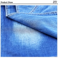 wholesale clothing fabric direct from china 100% cotton denim jeans women