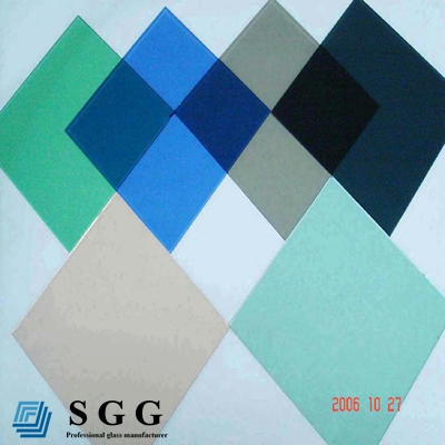 High quality Tinted Glass Saint Gobain