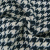 Houndstooth Woollen Cloth coat fabric DOG TOOTH cloth