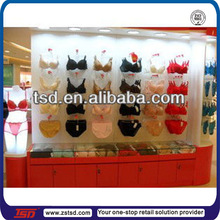TSD-S041 Custom store design for underwear and bra display rack,underclothes display,decoration for underwear shop