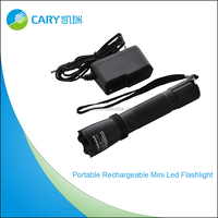 Cary 3W portable led explosion proof torch