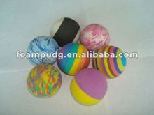 free shipping and chear eva foam ball