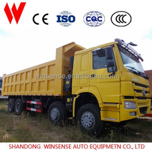 40 Ton 8x4 Standard Dump Truck Used Sand Mud Cement Dump Truck For Sale